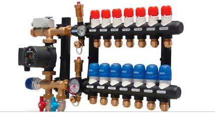 Manifolds and pumps