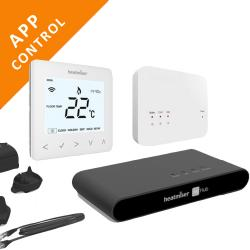 Wireless Smart Thermostat Kit - Heatmiser neoAir Kit
