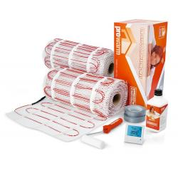 ProWarm Electric underfloor heating 150w sticky mat kit