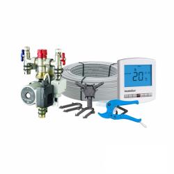20sqm Single-zone / One Room Underfloor Heating Kit