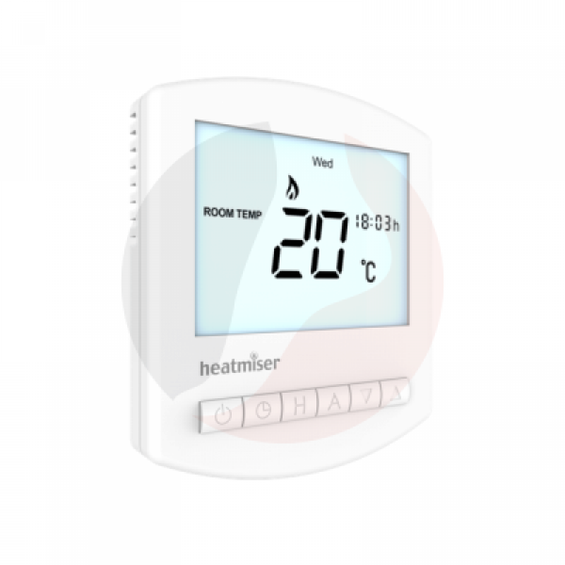 Heatmiser Slimline Digital Thermostat +£393.60