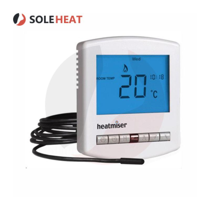 Heatmiser Wireless Thermostat & Receiver  +£336.00