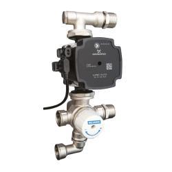 Grundfos UPM 3 Underfloor Heating Pump & Mixing Valve Unit