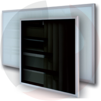 Glass Infrared Heating Panel